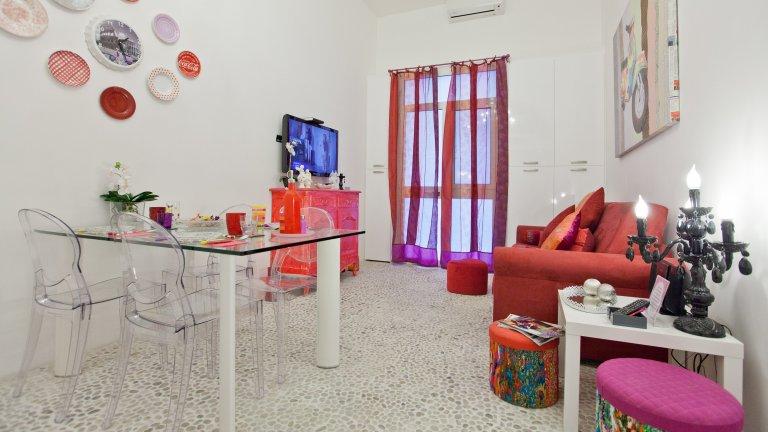 Stüdyo daire, Centro Storico, Roma kiralık çatı katı