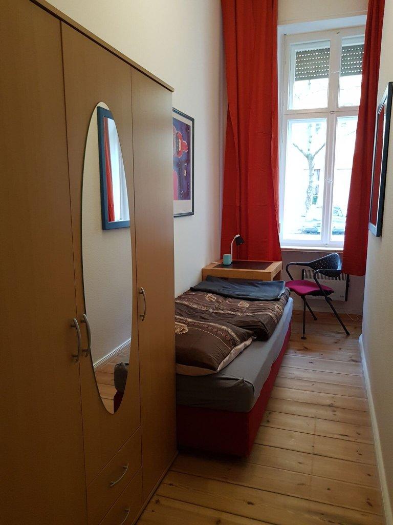 Chambre à louer dans grand appartement à Pankow, Berlin