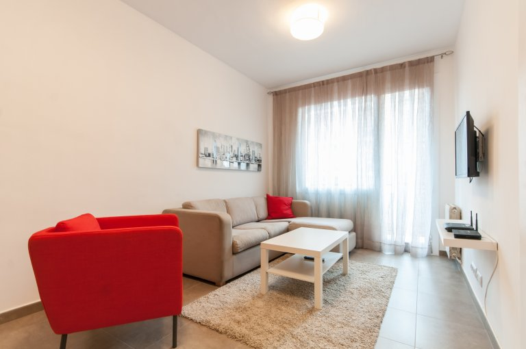 Whole 4 bedrooms apartment in Barcelona
