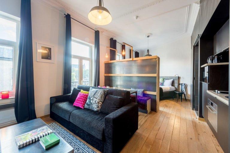 Charmant appartement 1 chambre à louer à Sablon, Bruxelles