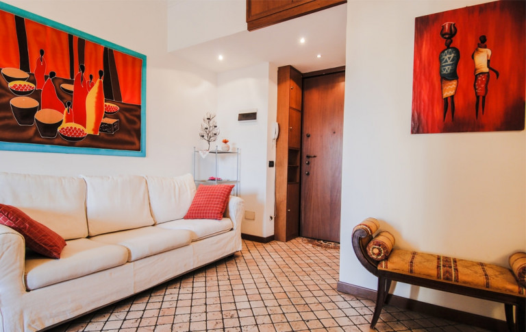 Lovely 1-bedroom apartment for rent near Centrale Station