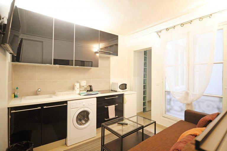 Lindo monoambiente en alquiler en el 10 ° arrondissement