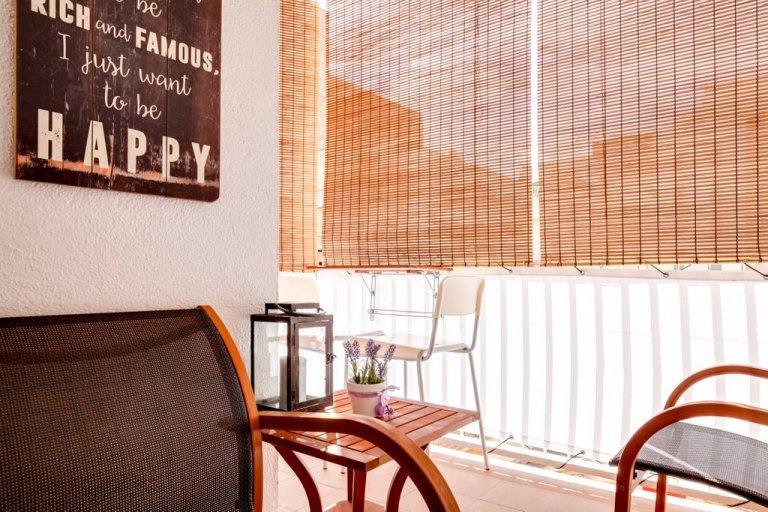 Piękne 2-pokojowe mieszkanie do wynajęcia w Les Corts, Barcelona