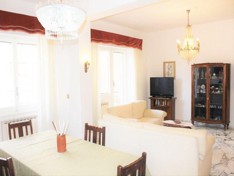 3-Zimmer-Wohnung zur Miete in Quartiere XIV Trionfale Rom