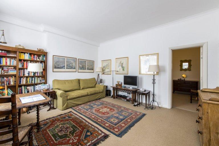 Appartement 1 chambre confortable à louer à Chelsea, Londres