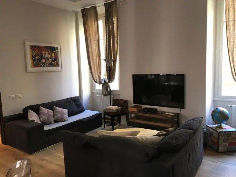 Fantastico appartamento con 2 camere in affitto a Magenta, Milano