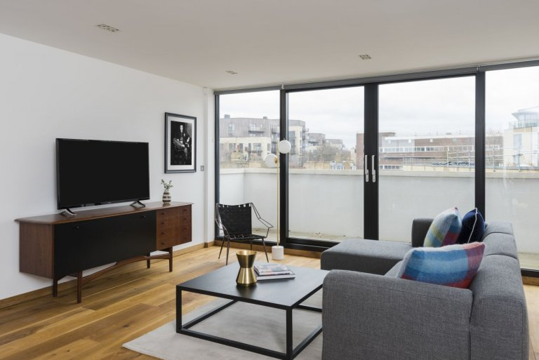 Stylish 1-bedroom apartment to rent in Islington, London