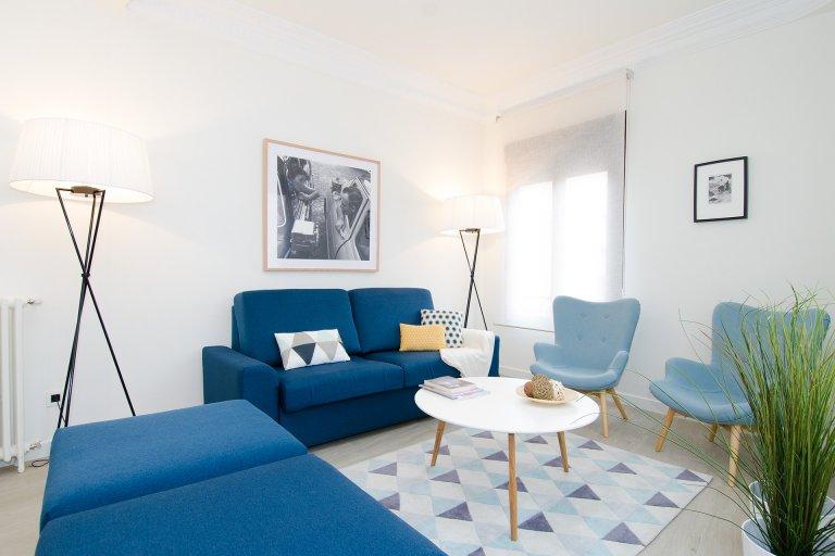 Lindo apartamento de 4 quartos para alugar em Lavapiés, Madrid