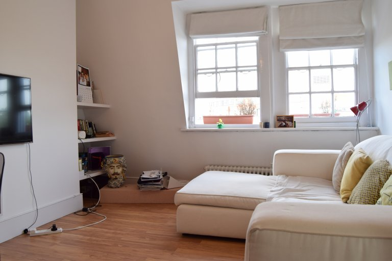 Cosy 1-bedroom flat for rent in Hammersmith & Fulham, London
