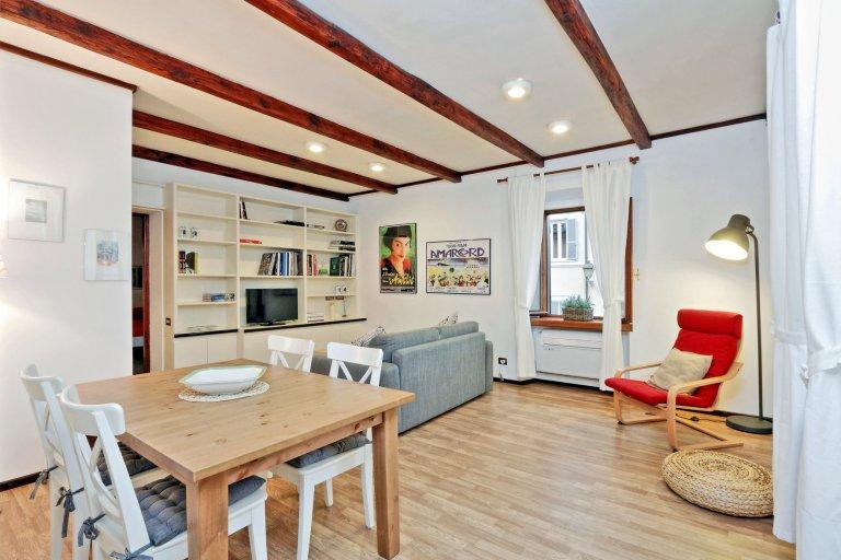 Superbe appartement 1 chambre à louer à Centro Storico