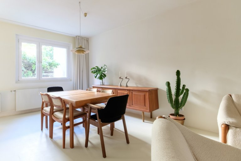 3-bedroom apartment for rent in Mitte