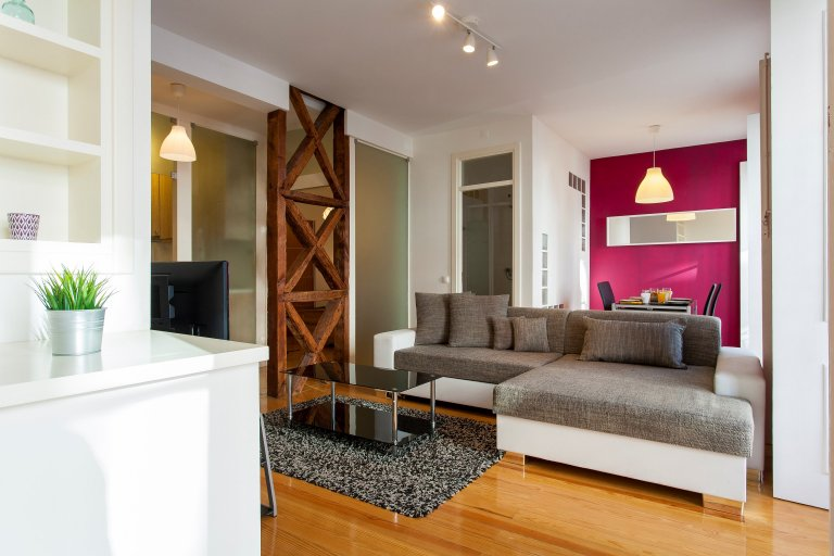 Great 1-bedroom apartment for rent in Misericórdia, Lisbon