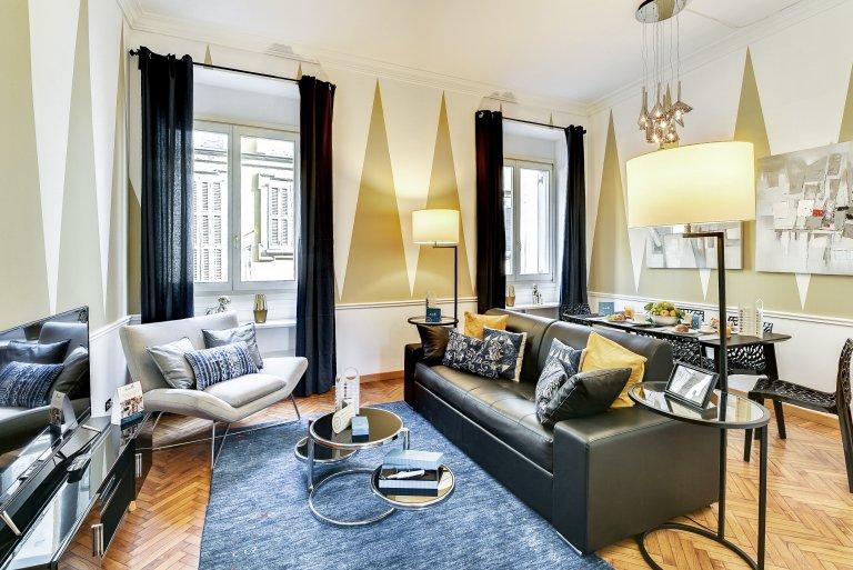 2-Zimmer-Wohnung zur Miete im historischen Zentrum, Mailand