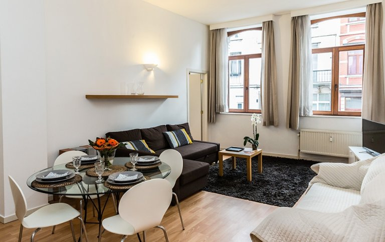 2-bedroom apartment for rent in the European Quarter