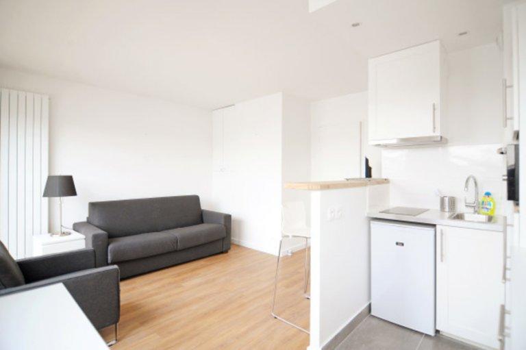 Studio apartment for rent in 11th arrondissement, Paris