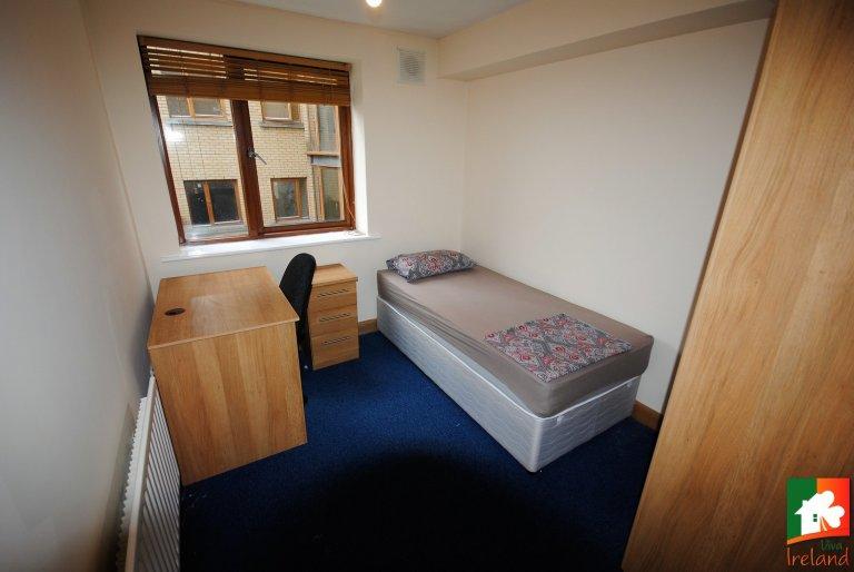 Room to rent in 4-bedroom flat in Stoneybatter, Dublin