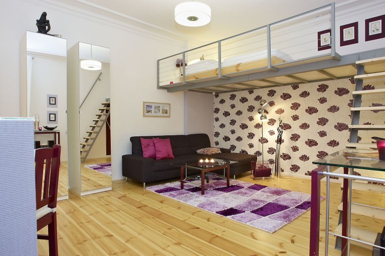 Fabulous studio apartment for rent in Kreuzberg, Berlin