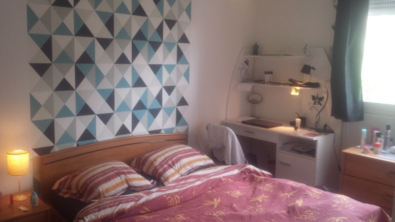 Furnished room in apartment in Fourvière Hill, Lyon