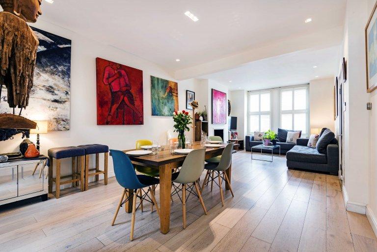 Maison de 3 chambres à louer à Hammersmith, Londres