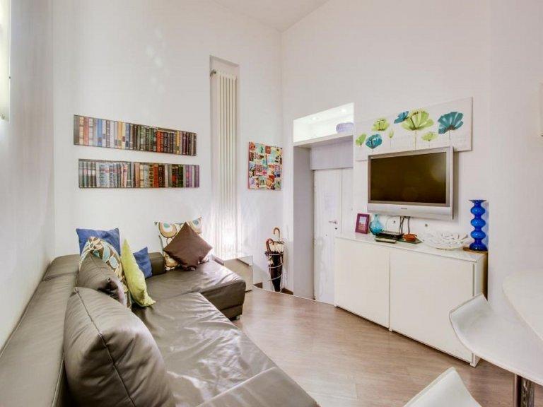 Acolhedor apartamento de 2 quartos para alugar em Centro Storico, Roma