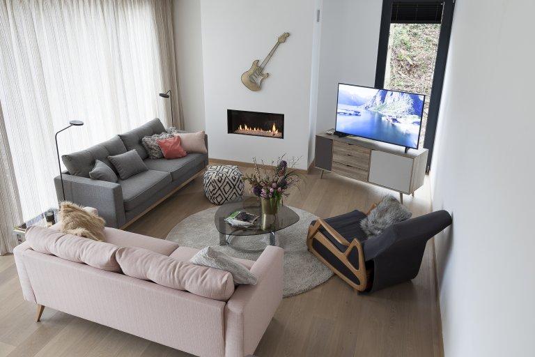 Appartamento con 3 camere da letto in affitto a Uccle, Bruxelles