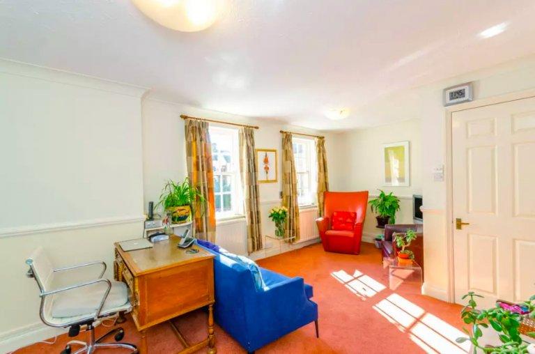 1-pokojowe mieszkanie do wynajęcia w Stroud Green w Londynie