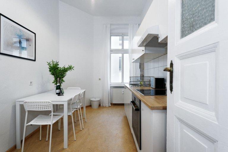 Einzigartige 2-Zimmer-Wohnung zur Miete in Treptow, Berlin