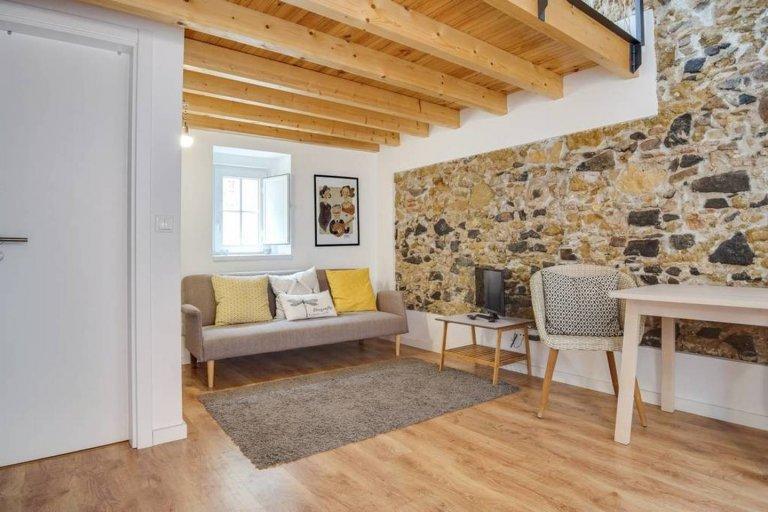 Lindo apartamento de estúdio para alugar em Belém, Lisboa