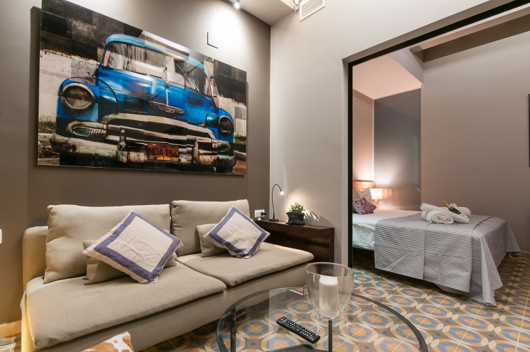 1-bedroom apartment in Eixample Dreta, Barcelona