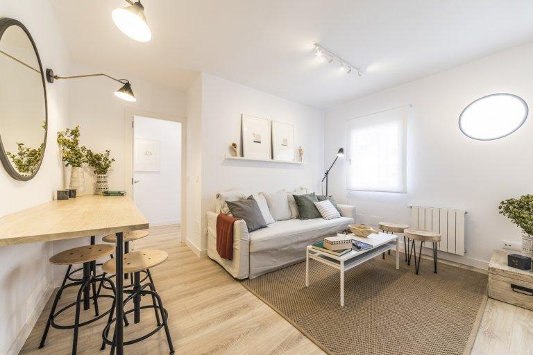 Apartamento de 2 dormitorios en alquiler en Tetuán, Madrid