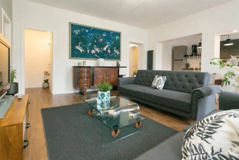 Stilvolle 4-Zimmer-Wohnung in Centro Storico, Rom zu vermieten