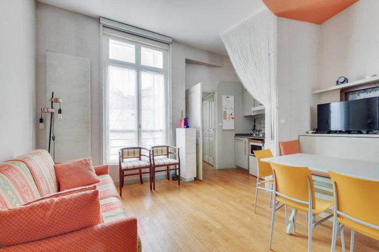 1-bedroom apartment for rent in the 8th arrondissement