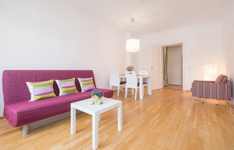 Bright 1-bedroom apartment for rent - Charlottenburg, Berlin