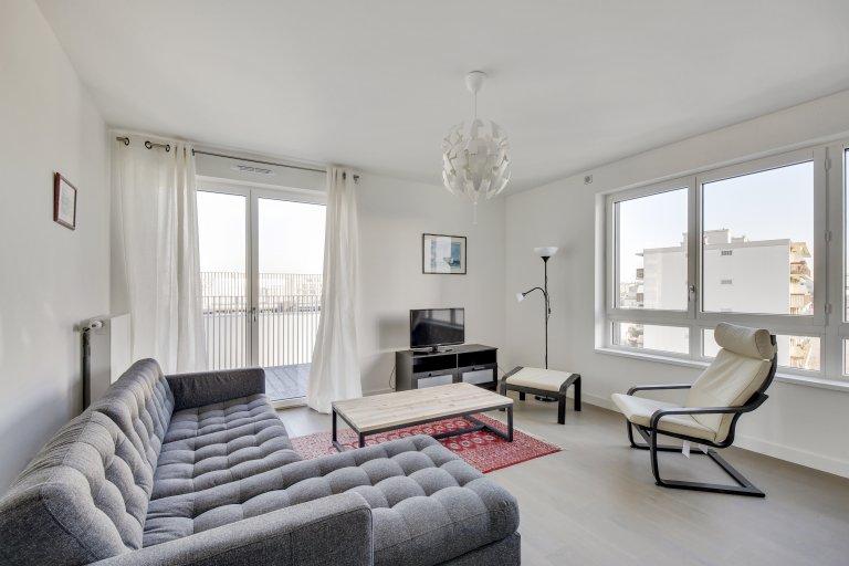 Appartement 2 chambres à louer à Boulogne-Billancourt, Paris