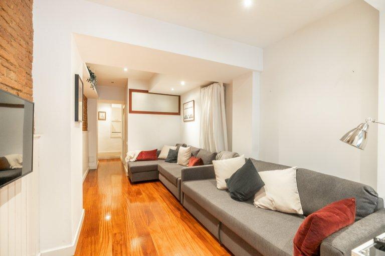 Appartement 1 chambre à louer à Sarrià-Sant Gervasi