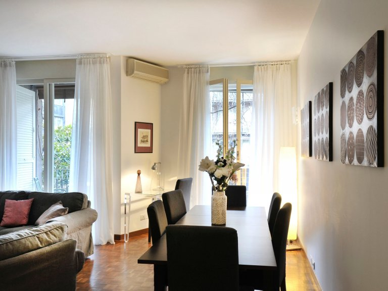 3-bedroom apartment for rent in Fiera Milano, Milan