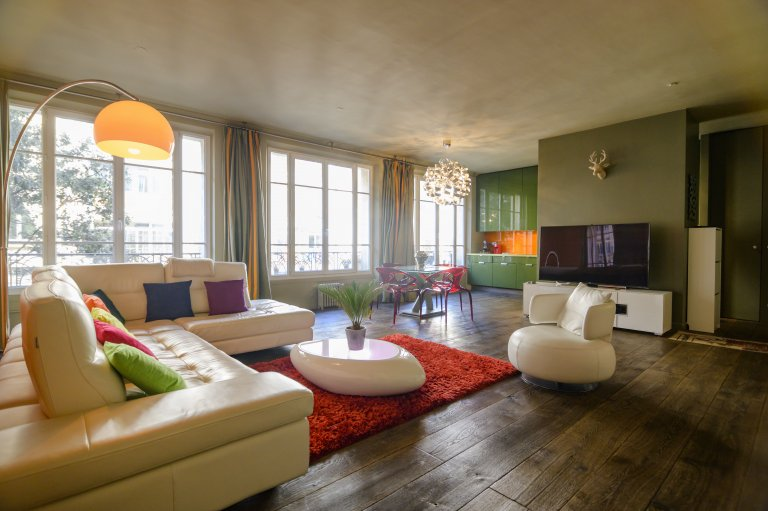 Fab studio apartment for rent in 3rd arrondissement