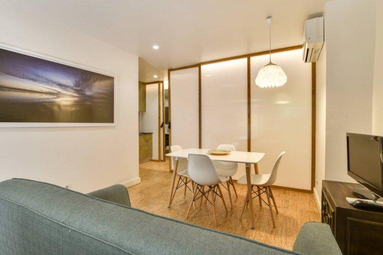 Apartamento de 1 quarto para alugar em Misericórdia, Lisboa