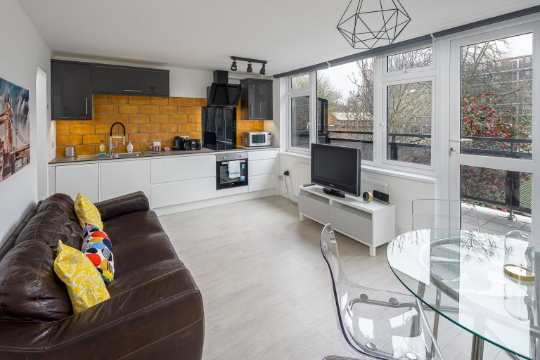 4-Zimmer-Wohnung zur Miete in Bermondsey, London