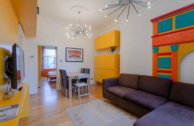 2-pokojowe mieszkanie do wynajęcia w Kensington i Chelsea w Londynie