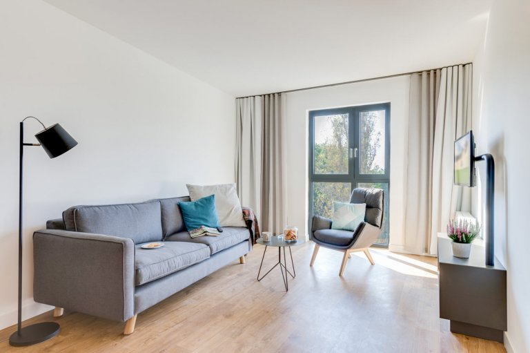 Apartment with 1 bedroom for rent in Lichtenberg, Berlin
