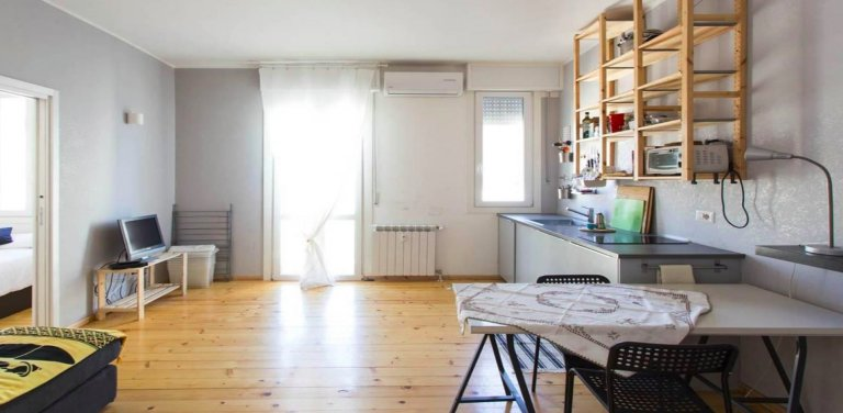 Apartment with 1 bedroom for rent in Stadera in Milan