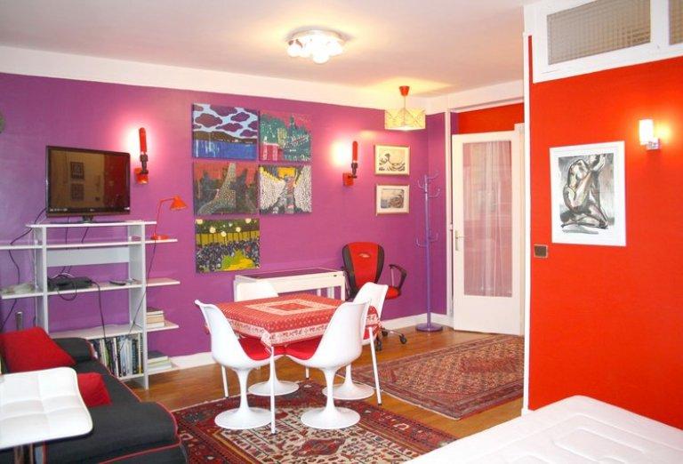 Nice studio apartment for rent in the 15th arrondissement
