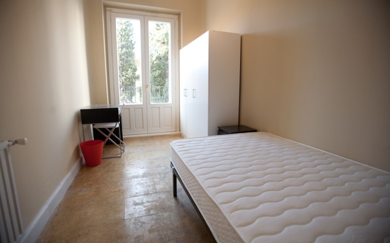 Bedroom 5 - double bed