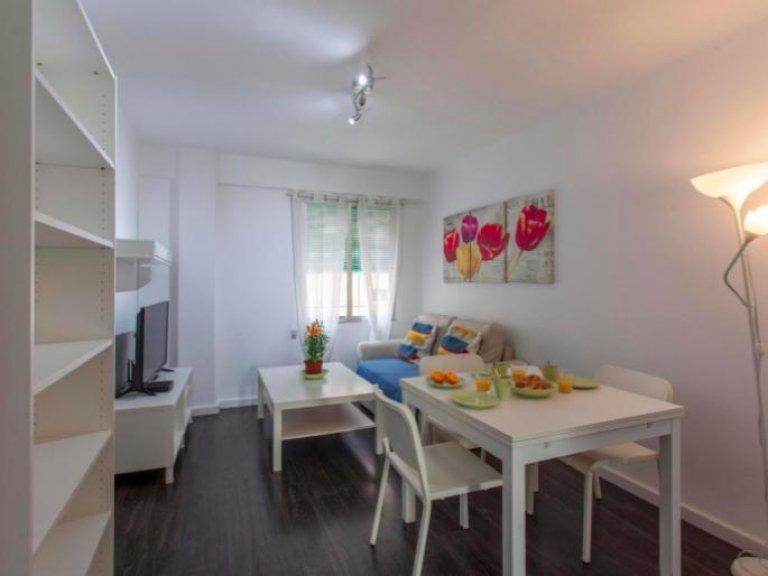 2-pokojowe mieszkanie do wynajęcia w Cabanyal, Valencia