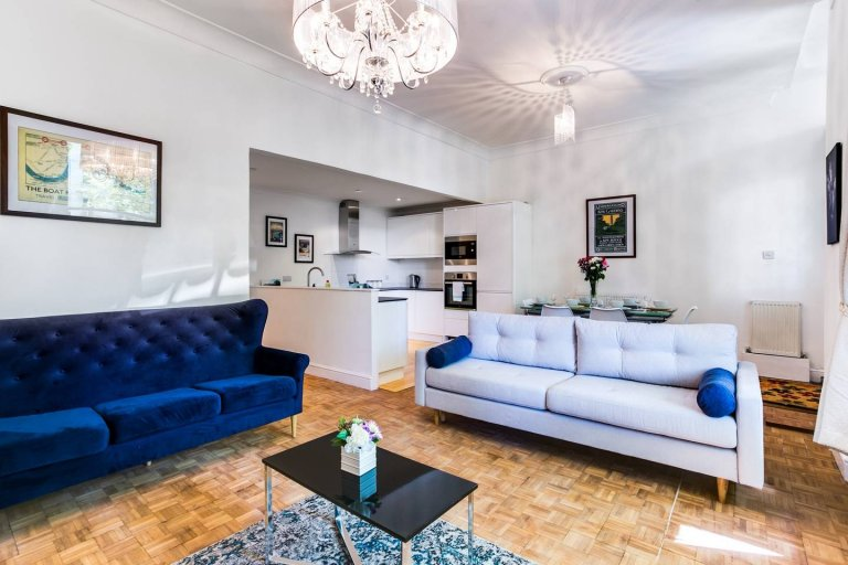 2-pokojowe mieszkanie do wynajęcia w City of Westminster w Londynie
