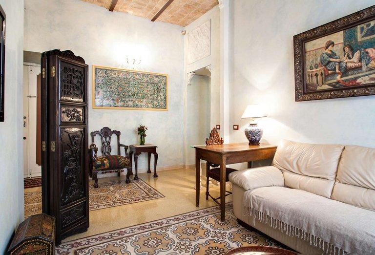 1-bedroom apartment for rent in San Pietro, Rome