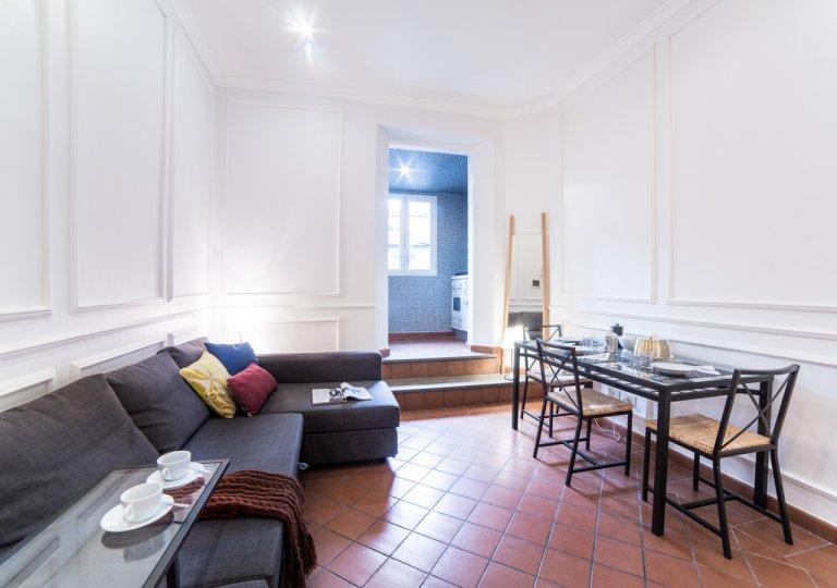 Appartement de 2 chambres à louer à Municipio I, Rome
