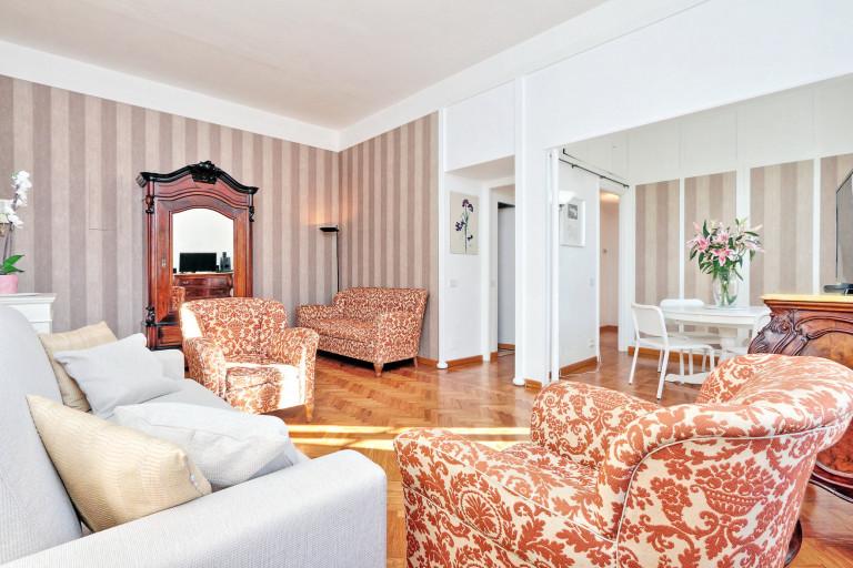 San Pietro, Roma'da kiralık 2 odalı daire