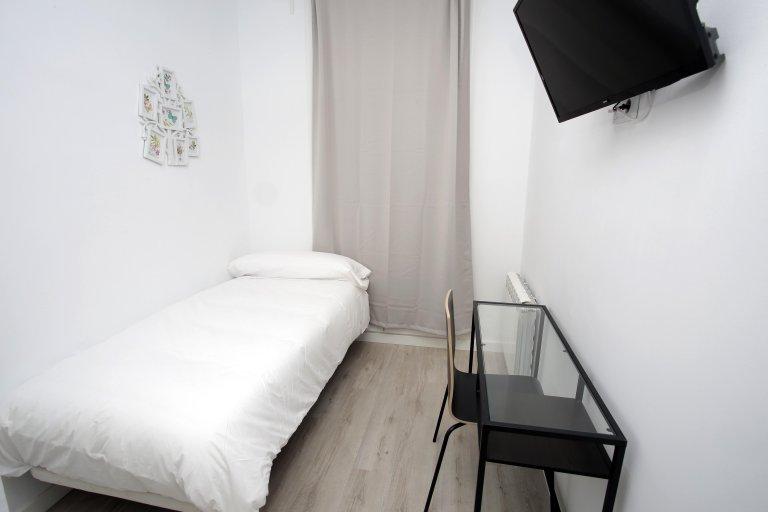 Quarto para alugar em Residência em Centro, Madrid